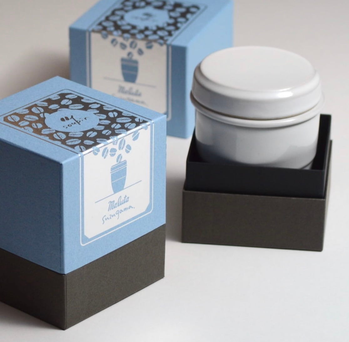 [SUZUGAMA]陶器のネルドリッパー『スピール』