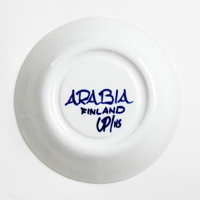 ARABIA アラビア Fiesta フィエスタ カップ&ソーサー - 8 北欧ヴィンテージ