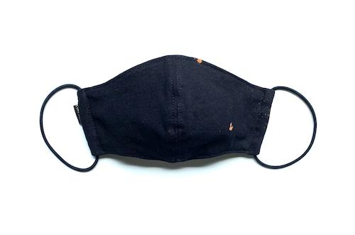 【夏用デザイナーズマスク 吸水速乾COOLMAX使用 日本製】BLEACH MASK F0807105