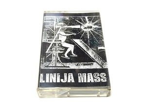 [USED] Linija Mass - Fanatisch Eiskalt Maschine (1998) [Cassette Tape]