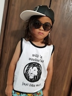 ZEBABY LION TANK TOP(税込み)