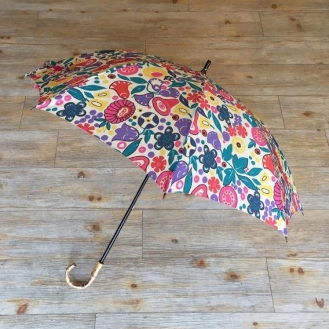 北欧デザイン日傘(晴雨兼用)| ショートタイプ | tulip