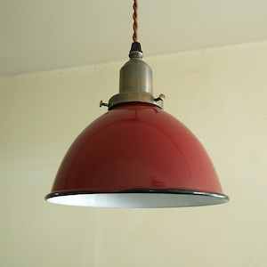 7inch Metal Dome Shade