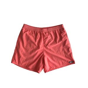 Mountain / active nyron shorts / アクティブ ナイロン ショーツ  / coral pink