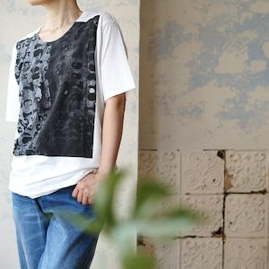 ナンバープリントTシャツ *nude: masahiko maruyama