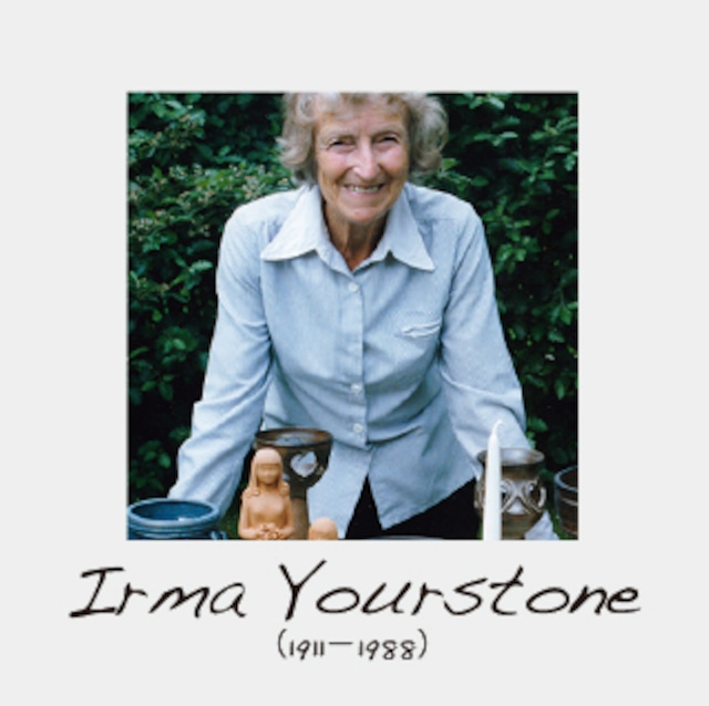 Irma Yourstone イルマ ユアストン 3人の踊る女性の陶板 北欧ヴィンテージ