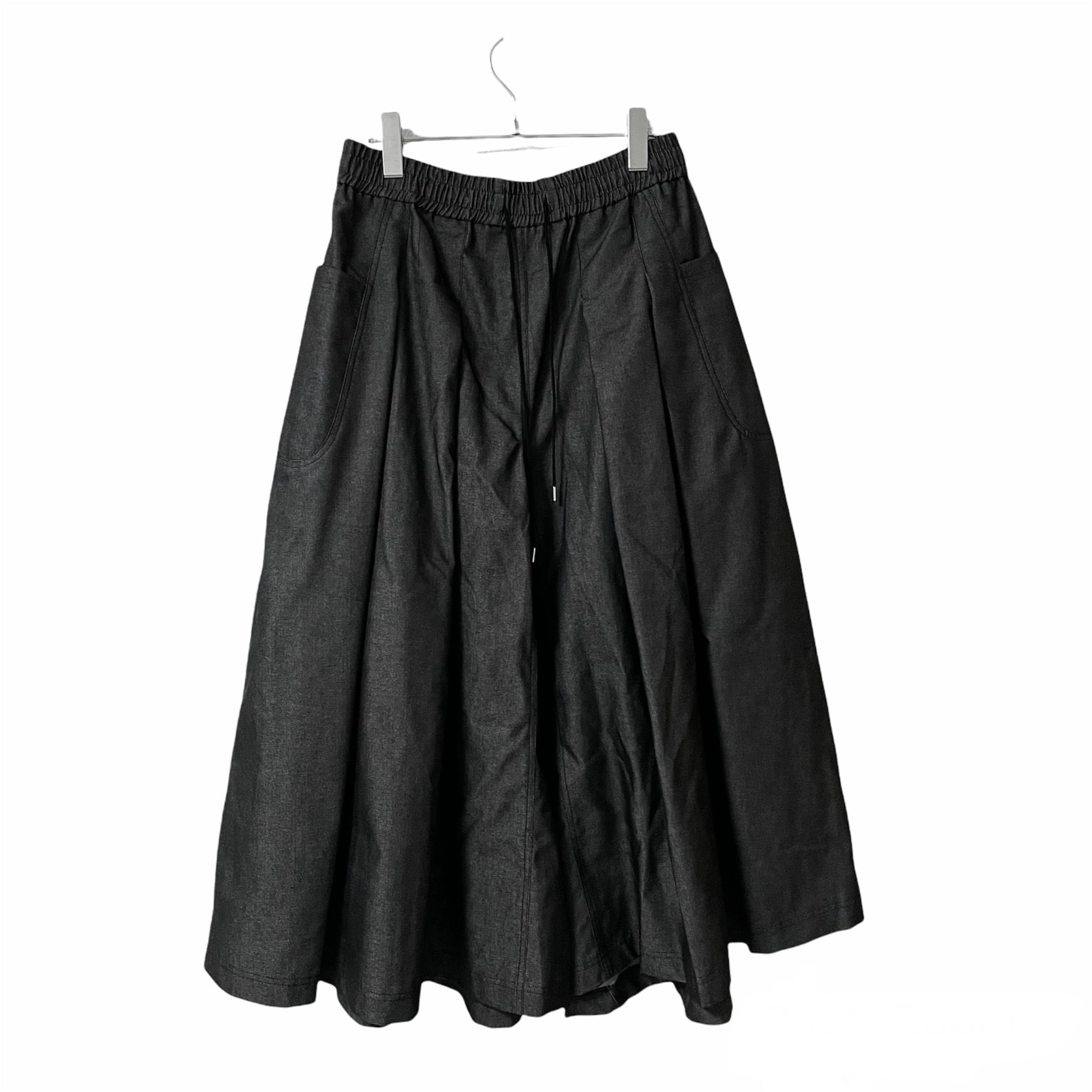 Hakama-Pants1.1 size.2(black denim)