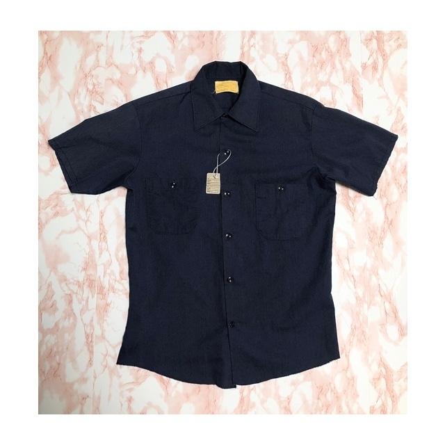 military work shirt navy