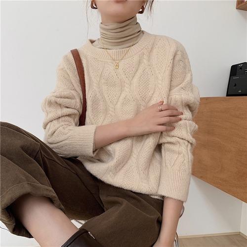 ソフトツイストセーター U5230