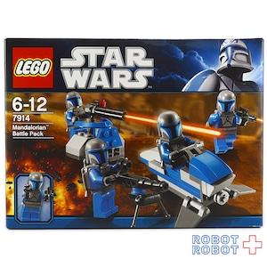 レゴ  7914 スター・ウォーズ マンダロリアン バトルパック