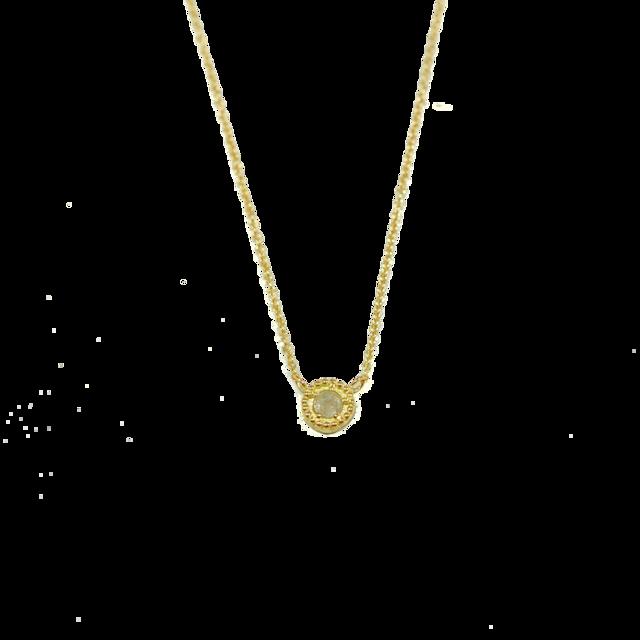Stardust necklace(スターダストネックレス)EMU-010rd ラウンド