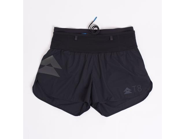 【T8】 Women's Sherpa Shorts V2(Black)