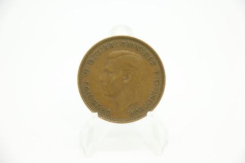 ペニー銅貨 ジョージⅥ世