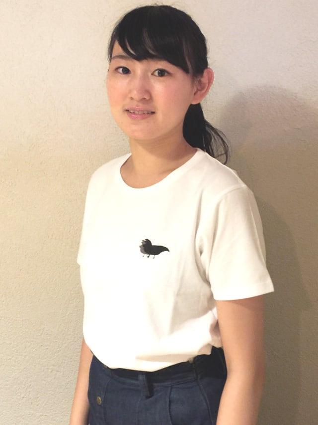 ヨダかダブルロゴTシャツ