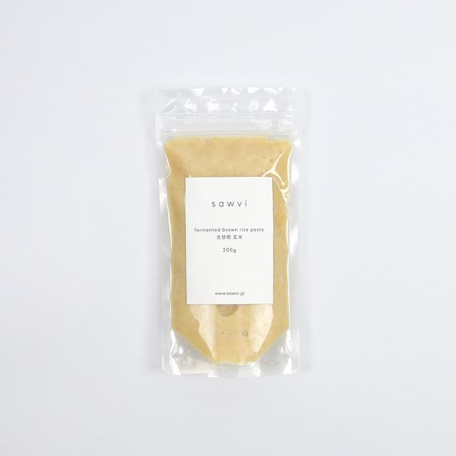 生甘糀 玄米
