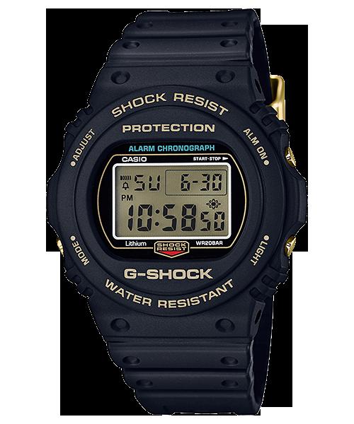 CASIO カシオ G-SHOCK DW-5735D-1B 35周年記念モデル