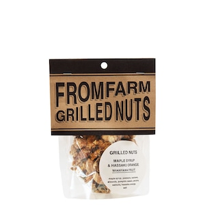 GRILLED NUTS 90g/FROMFARM