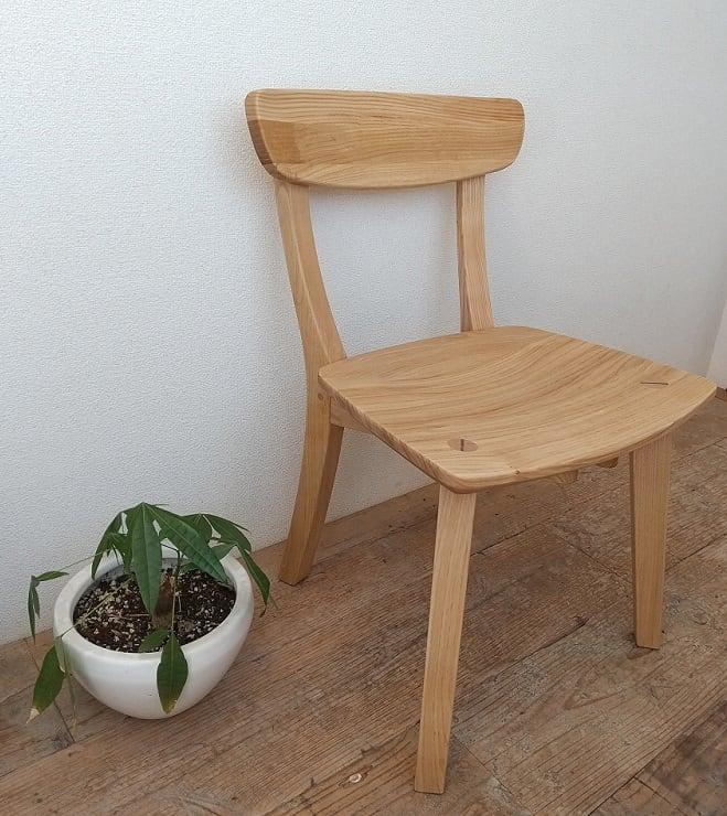 優しさの椅子 Sチェア