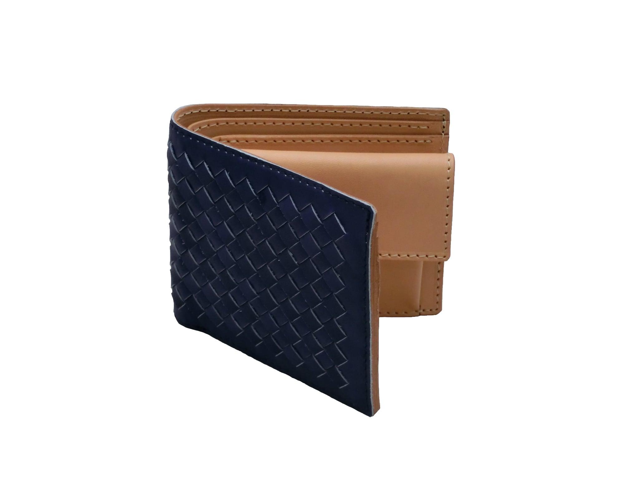 コピー:イントレチャート2つ折り財布 コインポケット付き