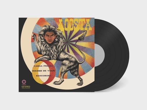 【ラスト1/LP】Leo Acosta - Acosta -LP-