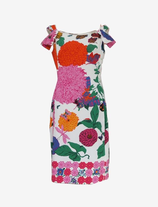 MOSCHINO DRESS モスキーノ ドレス・ワンピース サイズ 42 新品