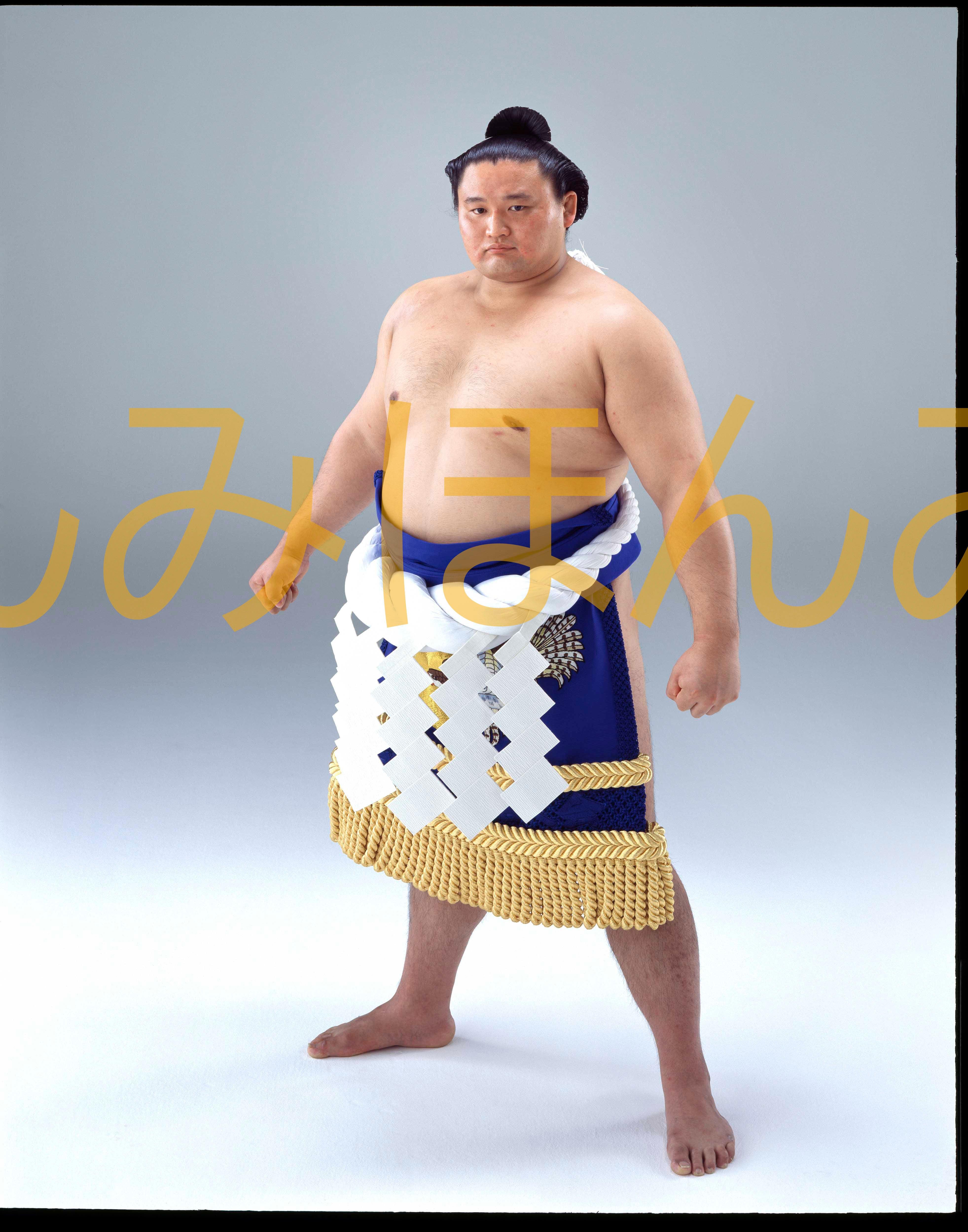 平成10年7月場所優勝 横綱 貴乃花光司関(19回目の優勝)