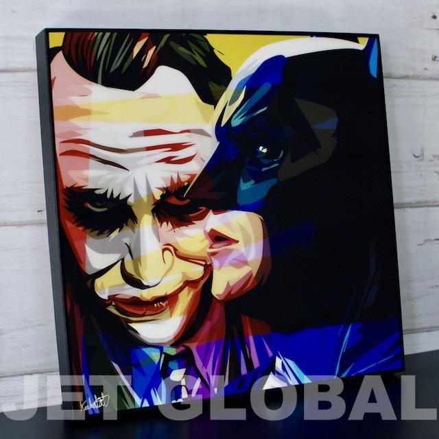 バットマン & ジョーカー/ BATMAN & JOKER VER1 / Lサイズ 52cm / PAPDC_0025