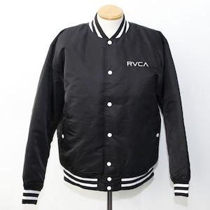 【RVCA】RVCA STUDIUM JUMPER (Black/Black)