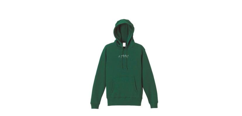 1991 hoodie (GRN)