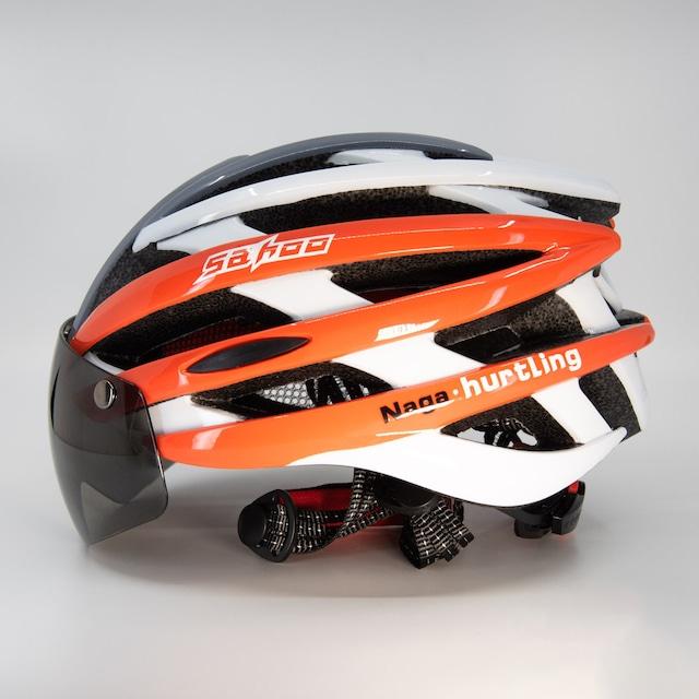 SAHOO自転車ロードバイク/クロスバイク ヘルメット