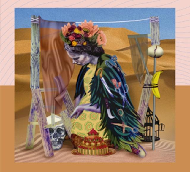 【CD】Lau Nau「Poseidon」(YACCA)
