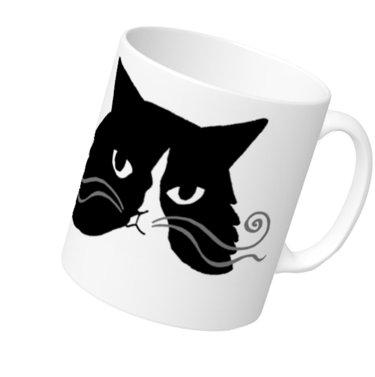 猫庭マグカップ ■MUIMUUI ■