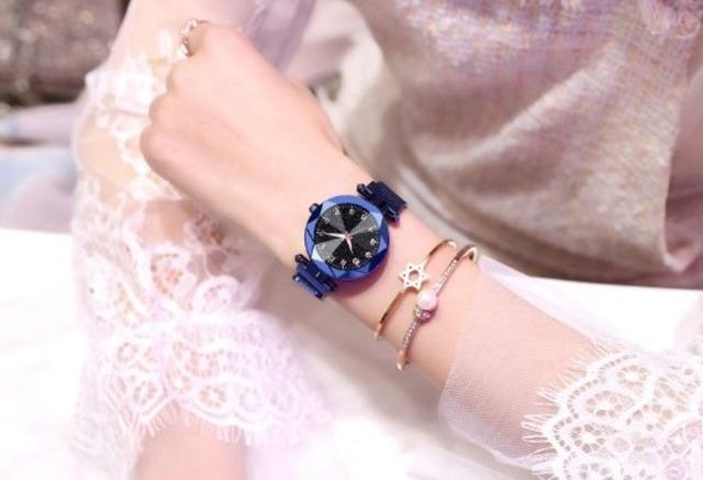 YUHAO LT-3266(blue) レディース腕時計