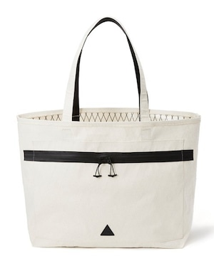 【ANONYM CRAFTSMAN DESIGN】OVERNIGHT TOTE BAG(NATURAL) トートバッグ 日本製 アノニム MADE IN JAPAN