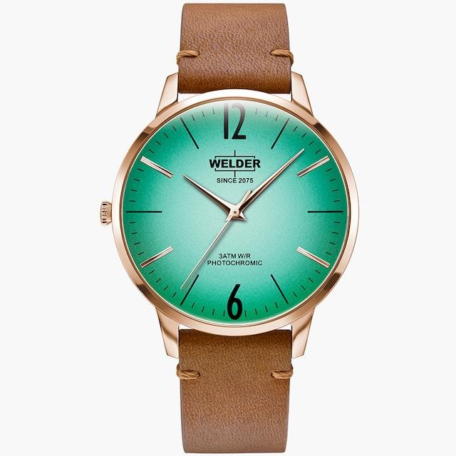 【WELDER ウェルダー】WRS313/MOODY SLIM 3HANDS 42mm ムーディー スリム 3ハンズ/国内正規品 腕時計
