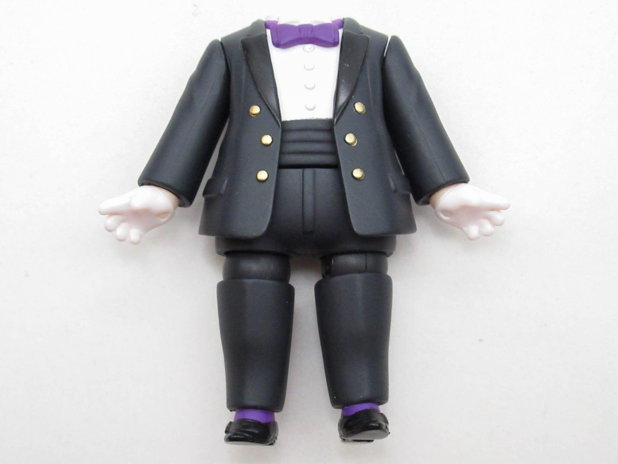 再入荷【1550】 アズール・アーシェングロット 体パーツ スーツ ねんどろいど