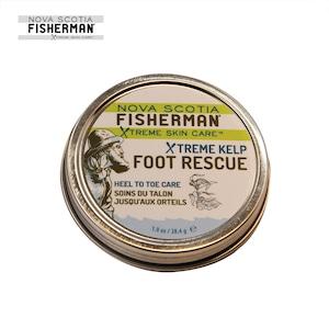 NOVA SCOTIA FISHERMAN  FOOT RESCUE