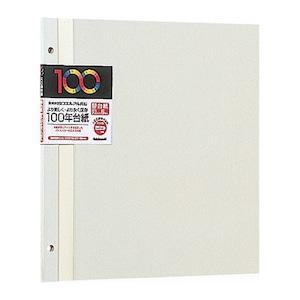 100年台紙フリー替台紙 デミ アH-DFR-5 (5枚組)