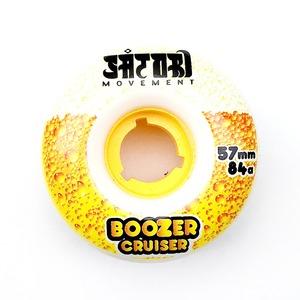 SATORI SOFT WHEEL / BOOZER CRUISER / ソフトウィール / 57mm / 84A
