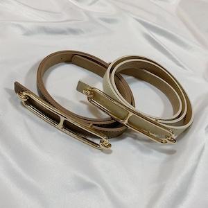 casual thin belt[2104-57]