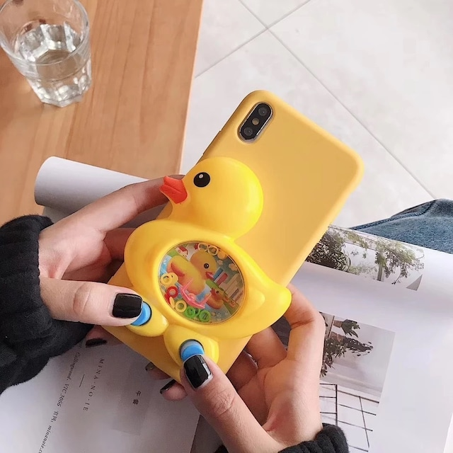 3D WANAGE GAME iphone case