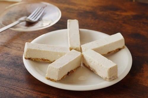 ★通販ショップ移転★【プレーン】ヴィーガンローケーキ(5本セット)《卵・バター・乳・小麦・白砂糖不使用 冷凍》