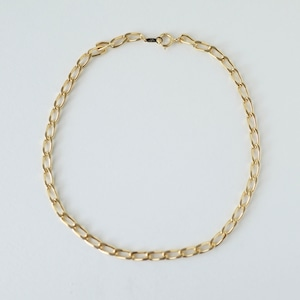 silver925 necklace A/gold plating