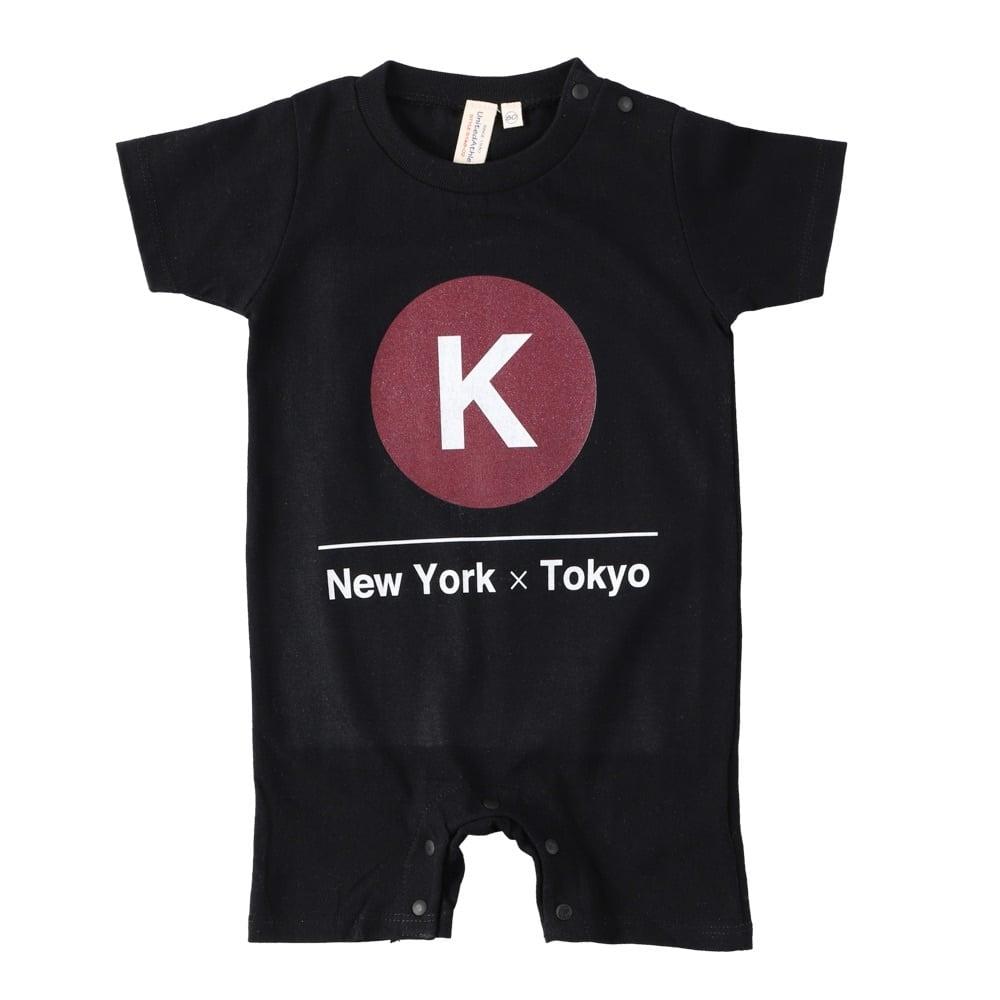 K'rooklyn New York metro Rompers  (80cm)