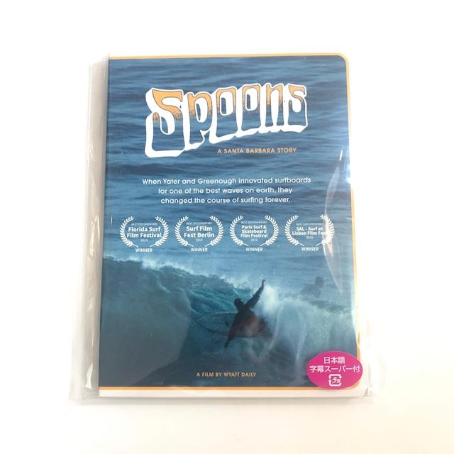 【Spoons】 A Santa Barbara Story 日本語字幕付 surf dvd