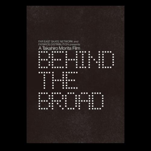 FESN / REVIVAL DVD / 6th 「BEHIND THE BROAD」/ スケートビデオ / DVD