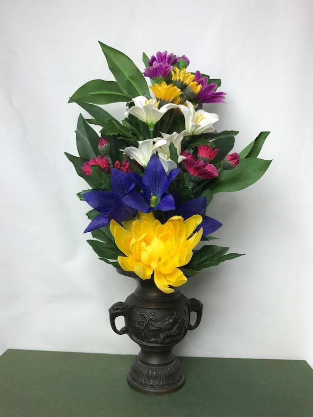 アーティフィシャルフラワー仏花