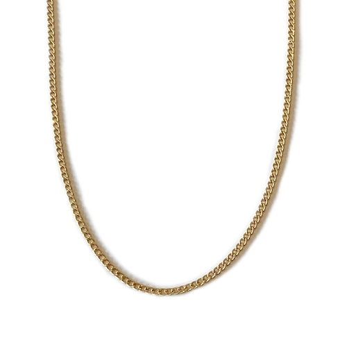 【GF1-62】22inch gold filled chain necklace