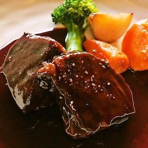 米沢牛の赤ワイン煮込み (フランス料理 煮込み フランス料理 赤ワイン煮込み)【冷凍便】