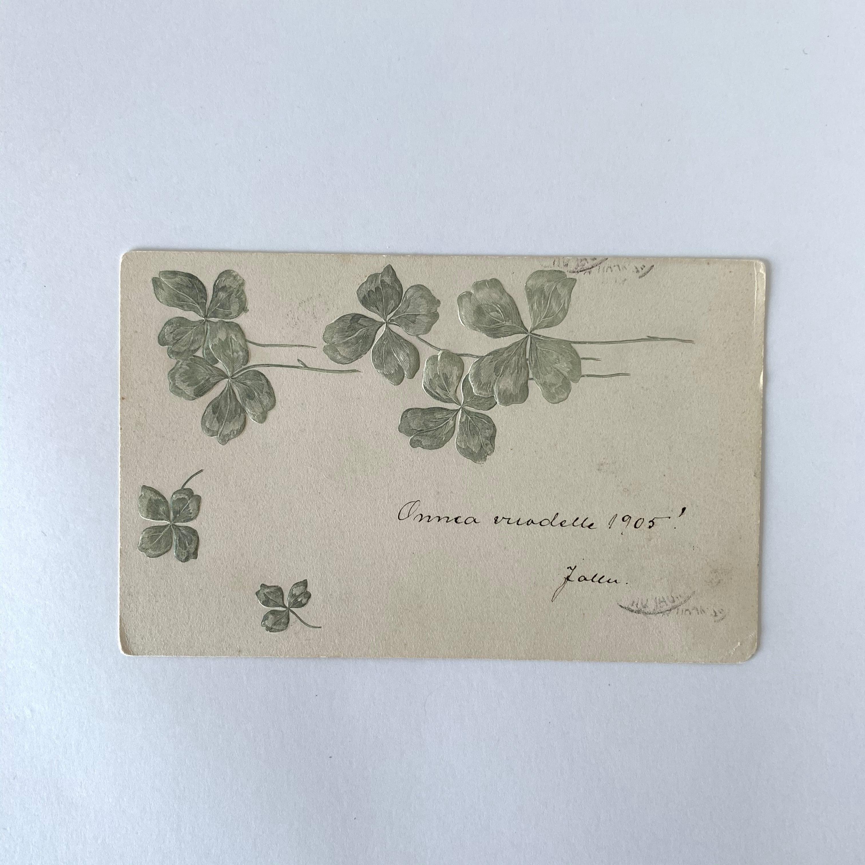Antique Postcard No.035